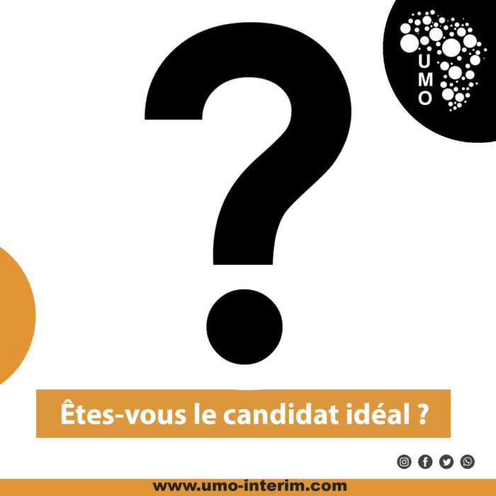 Êtes-vous le candidat idéal ?